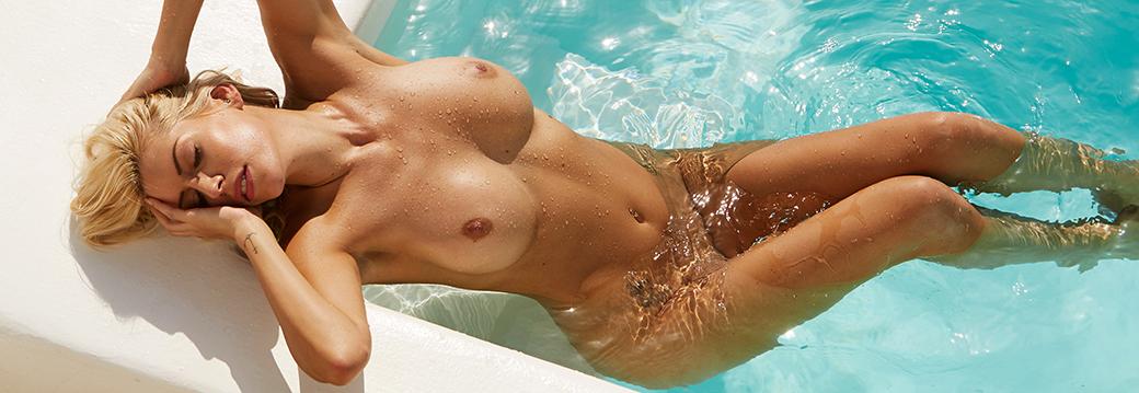 Tanja Brockmann in Playboy Germany