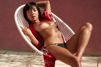 Than Nhan Hoang in Playboy Germany